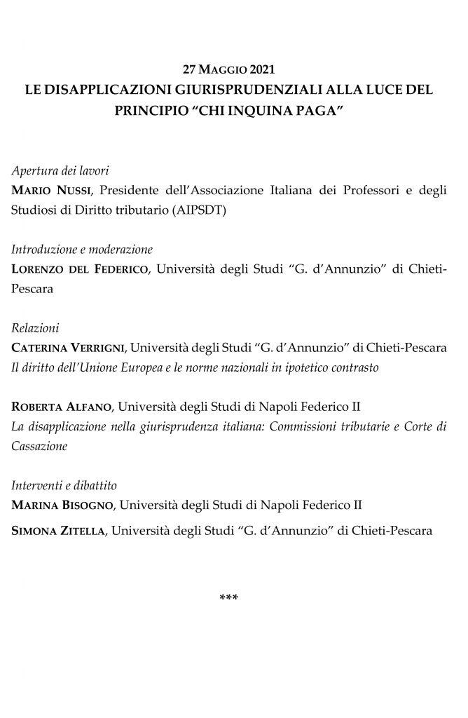Locandina seminari dottorato def 2