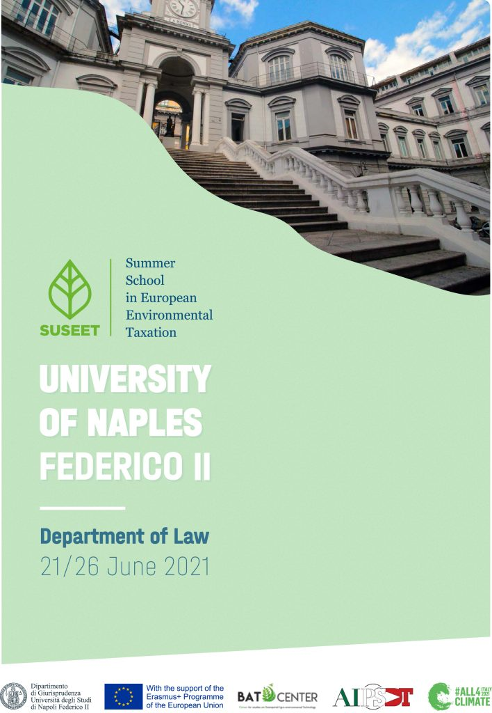 Summer School in European Environmental Taxation final version 1