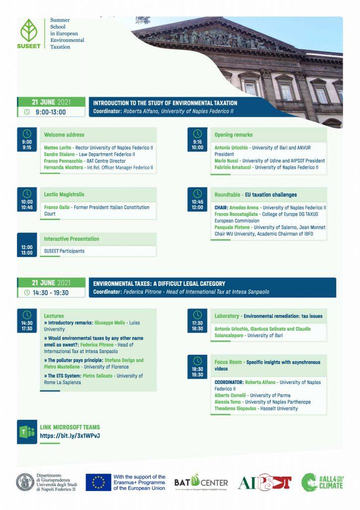 Summer School in European Environmental Taxation final version 2