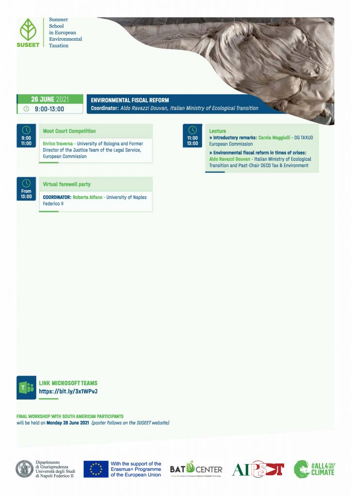 Summer School in European Environmental Taxation final version 7