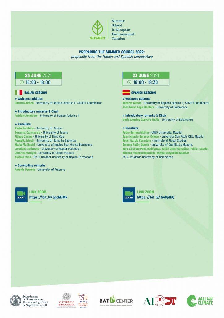 Summer School in European Environmental Taxation final version 8