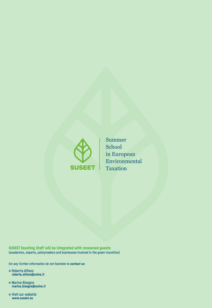 Summer School in European Environmental Taxation final version 9